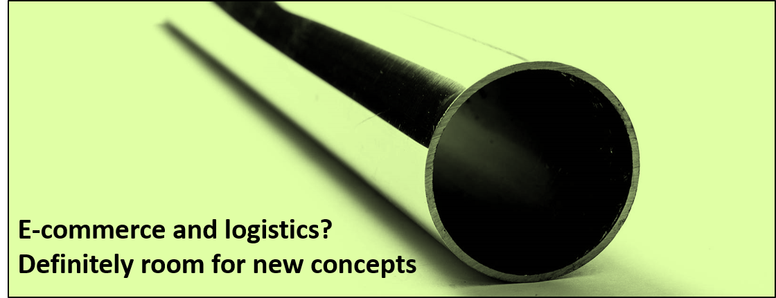 E-commerce and logistics – room for new concepts!